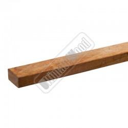 Hardhouten onderligger 45x90