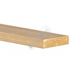 Vuren plank geschaafd 28x120