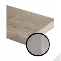 Vuren steigerplank Old Grey look 30x250