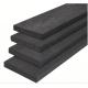 Douglas fijnbezaagd/ geschaafd/ zwart plank 20x100