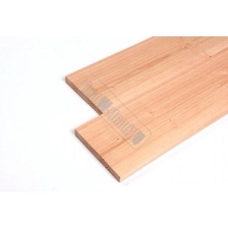 Douglas geschaafde plank 27x190