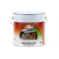 Hardhout olie