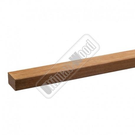 Hardhouten onderligger geschaafd 45x68